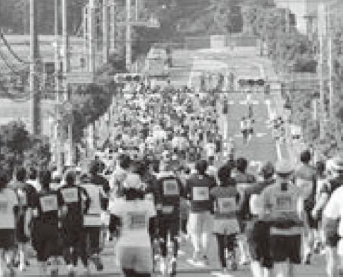 マラソン菌がマラソンランナーの救世主になるか